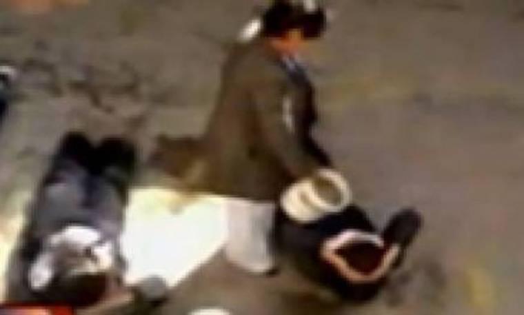 ΣΟΚ: Βασανιστήρια σε σχολείο - Ρίχνουν κουβάδες με νερό σε μαθητές