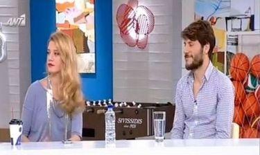 Θεωνά-Κοντόπουλος: Μιλούν για την τετράχρονη σχέση τους