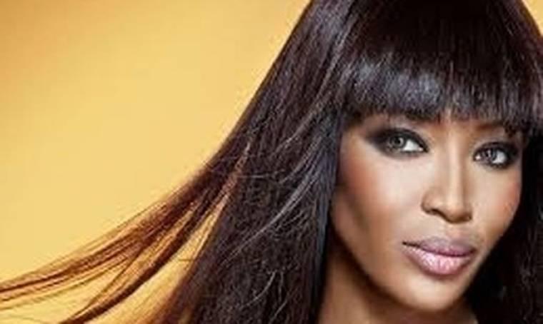 H Naomi Campbell στηρίζει τα θύματα στις Φιλιππίνες
