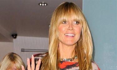 Heidi Klum: Απασχολημένη με το «Germany's Next Top Model»