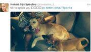 Κωνσταντίνα Σπυροπούλου: Πόσταρε φωτογραφία με τα «αγόρια» της!