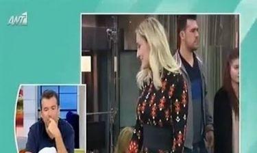 Λιάγκας: «Η Ελεονώρα ντύθηκε καραγκούνα, Ζαγοροχώρια»