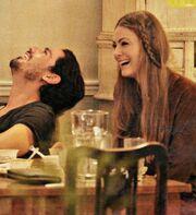 Καμπούρη – Ταρασιάδης: Δείπνο με καλούς φίλους!