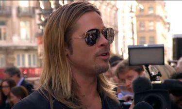 Brad Pitt: «Όλος ο κόσμος είναι διαφορετικός όταν αντιμετωπίζεις τα πάντα από την θέση του γονέα»
