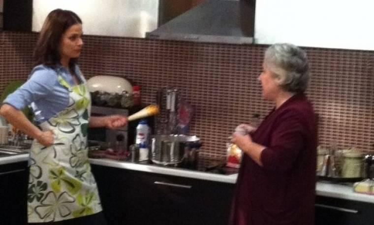 Η Ελένη Γερασιμίδου σε guest εμφάνιση στο «Μην αρχίζεις την μουρμούρα»
