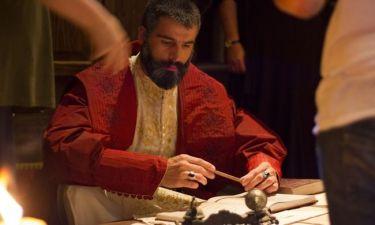 Ο Μποράν, το ξύλο με συνεργάτες του και η επίθεση με ξίφος στο πλατό
