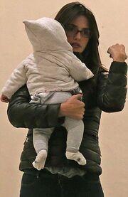 Penelope Cruz: Η πρώτη φωτογραφία της κόρης της!