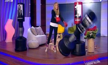 Η Ναταλία Γερμανού έβγαλε knock out τους τηλεκριτικούς!