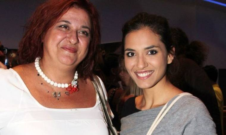 Ελισάβετ Κωνσταντινίδου: «Μου λείπει η κόρη μου. Ο απογαλακτισμός είναι καλός για εκείνη ,δεν είναι για τη μάνα»