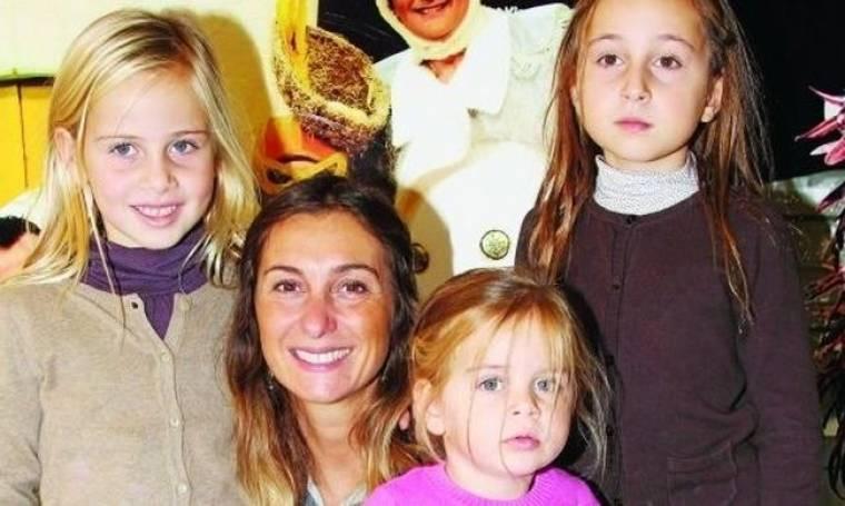 Γιολάντα Διαμαντή: Μόνιμη εγκατάσταση στη Λευκάδα με την οικογένειά της!