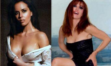 Δείτε την Ιωάννα Λίλη και την Βίκυ Χατζηβασιλείου να ποζάρουν γυμνές!