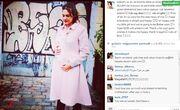 Δείτε τη φωτογραφία που «ανέβασε» η Μεριέμ Ουζερλί με αρκετά φουσκωμένη πλέον την κοιλιά της!