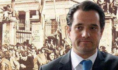 Άδωνις Γεωργιάδης: Ούτε ένας νεκρός στο Πολυτεχνείο (Video)
