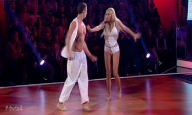 Γωγώ Μαστροκώστα: Αποδείχθηκε παιδί γενναίο στο αποψινό live του «Dancing with the stars 4»