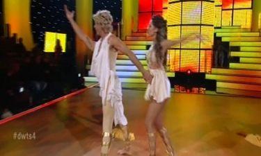 Λάκης Γαβαλάς: Χόρεψε ντυμένος Ερμής του Πραξιτέλους!