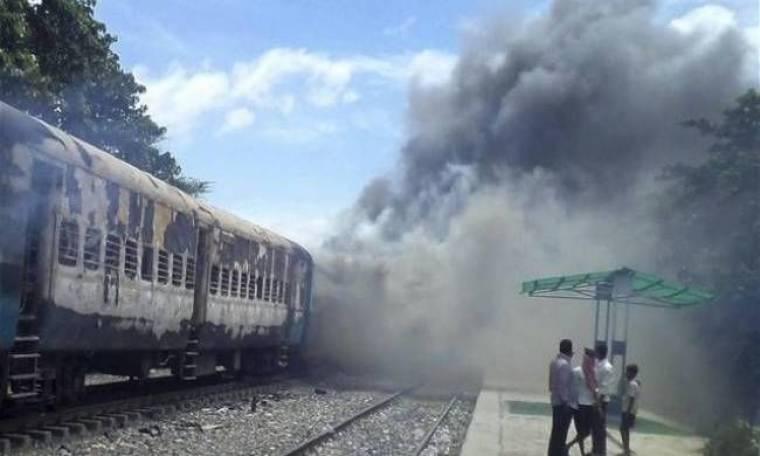 Η φωτογραφία από το σιδηροδρομικό δυστύχημα που σόκαρε τον πλανήτη!