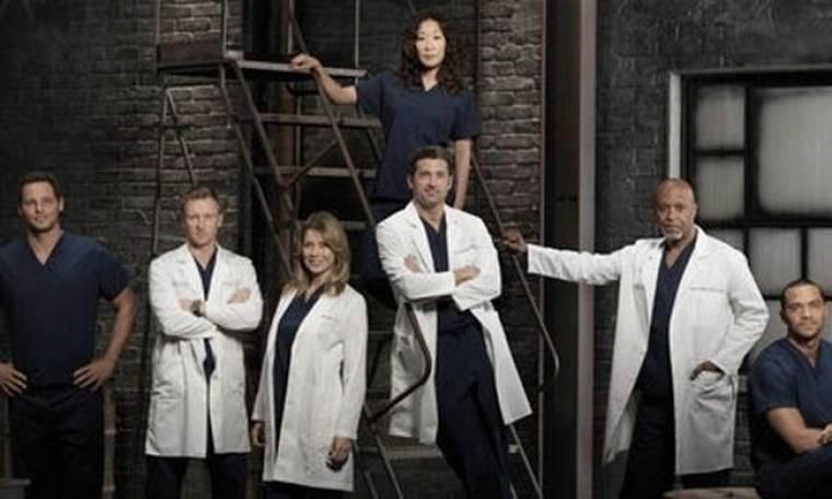 Επιστρέφει το Grey's Anatomy