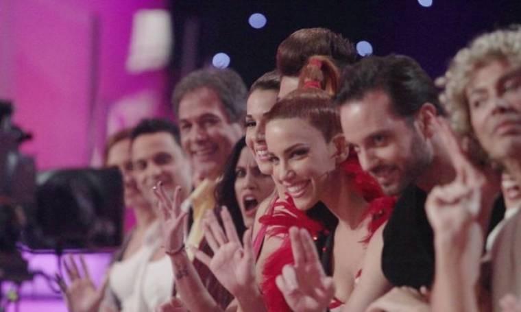 «Dancing with the stars»: Όλα όσα δεν έδειξαν οι κάμερες!