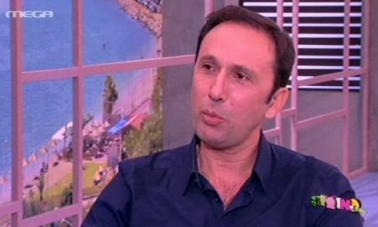 Ρένος Χαραλαμπίδης: «Το κινητό του Σαμαρά δεν έχει αλλάξει»
