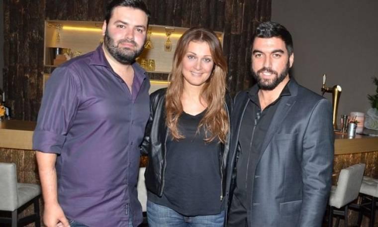 Σε εγκαίνια νέου εστιατορίου στη Γλυφάδα η Νατάσα Θεοδωρίδου!