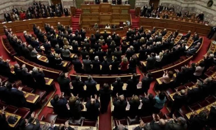 Δείτε ποιος είναι ο μισθός του κάθε βουλευτή