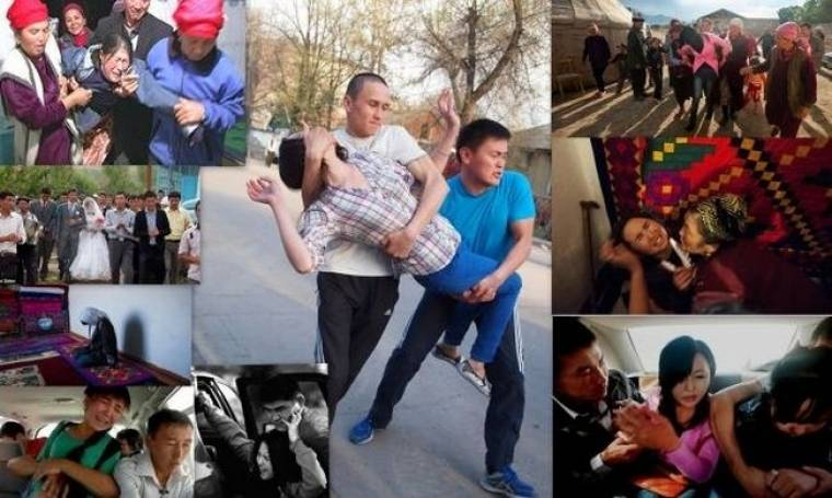 Το αποκαρδιωτικό βίντεο με τις απαγωγές γυναικών-νυφών στο Κιργιστάν. Κι όμως, συμβαίνει…