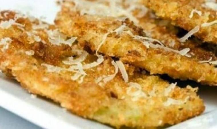 Σπιτικό... junk food: Τραγανά (και υγιεινά) πατατάκια παρμεζάνας