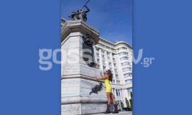 Έφη Κυριάκου: Σέξι και στο Βουκουρέστι