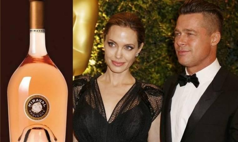 Anjelina Jolie-Brad Pitt: Το ροζέ κρασί τους βραβεύτηκε ως το καλύτερο στον κόσμο!