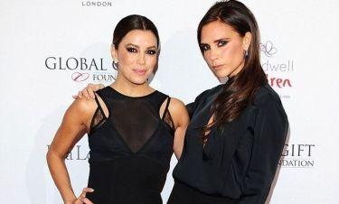Eva Longoria και Victoria Beckham ψηφίζουν το μαύρο για τις επίσημες εμφανίσεις τους!
