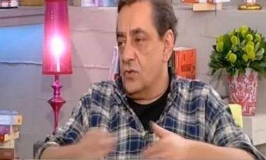 Καφετζόπουλος: «Η αμοιβή μου για τον «Ακάλυπτο» δεν ήταν μεγάλη»