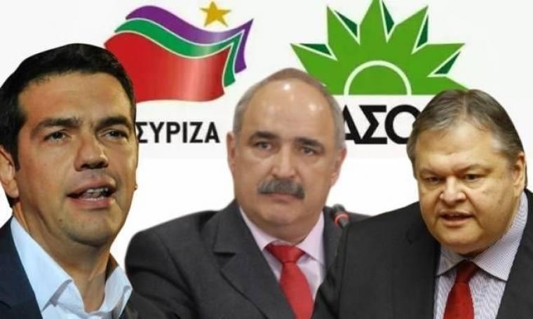 Τον Μ. Μπόλαρη κατονομάζουν στο ΠΑΣΟΚ ως πληροφοριοδότη του Τσίπρα