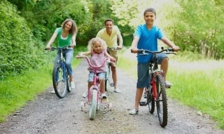 Έρευνα: πιο αγύμναστα τα σημερινά παιδιά από τους γονείς τους…