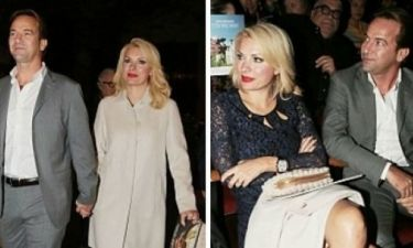 Υπέρκομψη η Ελένη στο πλευρό του Ματέο: Αντιγράψτε το look!