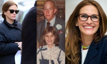 Julia Roberts: Το δράμα πίσω από το λαμπερό χαμόγελο, ο πατριός που την κακοποιούσε και τα δύσκολα παιδικά χρόνια (φωτο)
