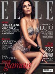 Eva Longoria: Ποζάρει για εξώφυλλο φορώντας μόνο κρυστάλλους! (φωτό)