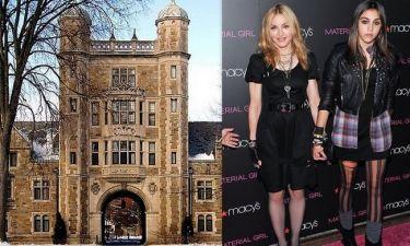 Η Madonna ασκεί βέτο στην κόρη της για το πανεπιστήμιο στο οποίο θα σπουδάσει!