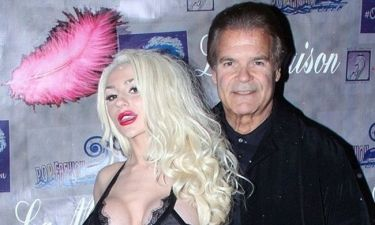 Courtney Stodden: «Τα έφτιαξε» με τον πρώην σύζυγο της Anna Nicole Smith