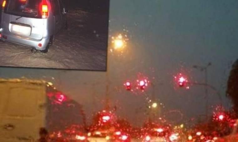 Στο έλεος της κακοκαιρίας η Ρόδος-Αγνοούνται οδηγοί