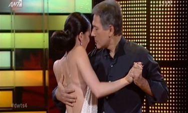 O Θάνος Καληώρας κέρδισε τις εντυπώσεις με τη χορογραφία του