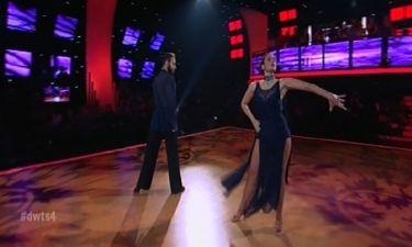 Η Χρύσπα εμφανίστηκε τελευταία στο «Dancing» και απέσπασε τη καλύτερή της βαθμολογία