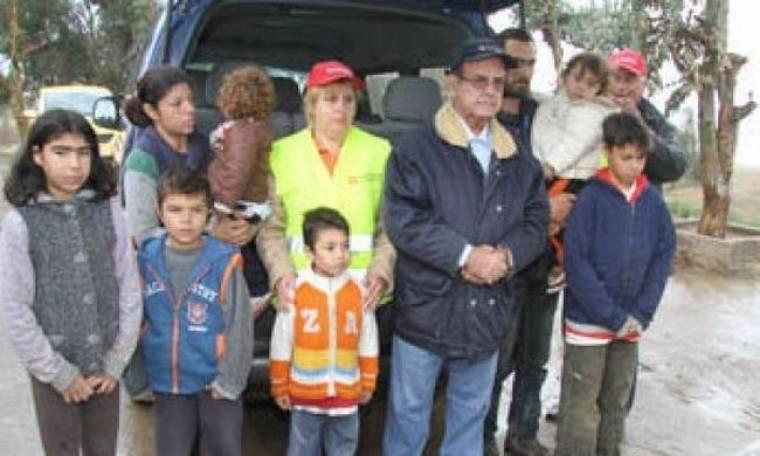 Εκκληση ανέργου με 6 παιδιά για να βρεθεί σπίτι να ζήσει - Κατοικεί σε εγκαταλελειμμένο σπίτι χωρίς ρεύμα