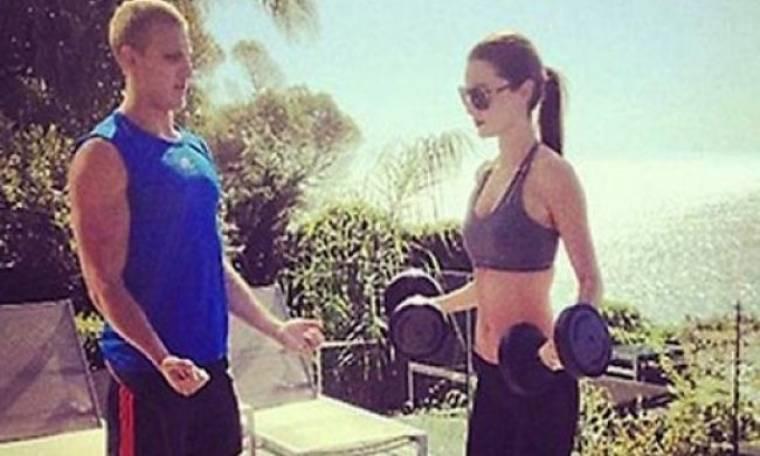 Το 12λεπτο fitness μυστικό της Miranda Kerr
