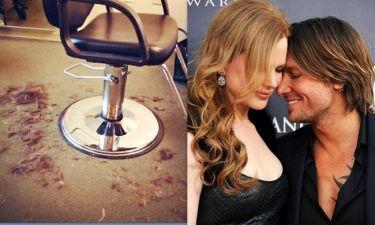 Ουπς! Ο σύζυγος της Nicole Kidman έκοψε κοντά τα μαλλιά του! Δείτε τον πώς έγινε!