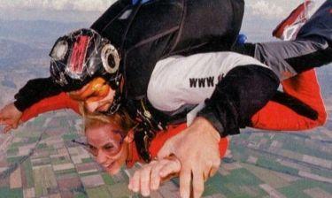 Στα ύψη η αδρεναλίνη της Νάντιας Μπουλέ!