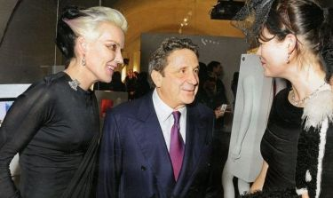 Νιάρχος – Γκίνες: Βρέθηκαν στο Λονδίνο, σε βραδιά μόδας!
