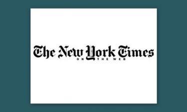 Δείτε το εξώφυλλο των New York Times που συζητήθηκε