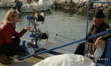 «Ελλήνων γεύσεις»: Η Ντίνα Νικολάου ταξιδεύει  στη Λήμνο