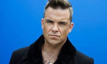 Robbie Williams: «Κάνναβη κάπνισα. Λιγάκι, έτσι για να χαλαρώσω»