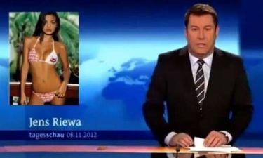 Γκάφα: Γερμανικό δελτίο αντί για την ελληνική βουλή έδειχνε μοντέλα!